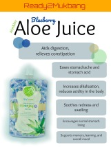 Blueberry Aloe Extract