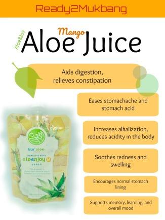 Mango Aloe Extract