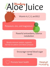 Strawberry Aloe Extract pt 2