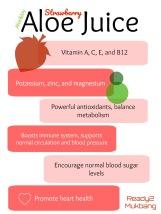 Strawberry Aloe Extract pt 2