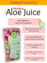 Strawberry Aloe Extract