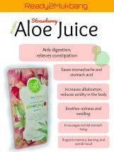 Strawberry Aloe Extract