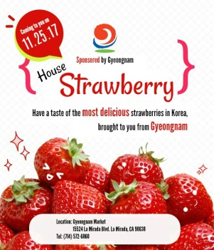 Strawberry Flyer